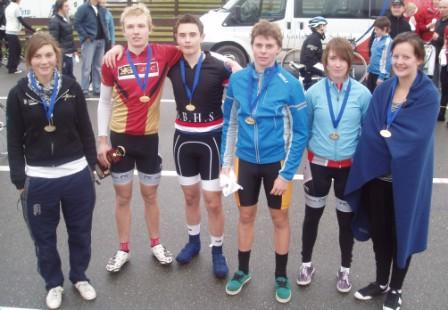 Southland Secondary School Individual Winners - Edit