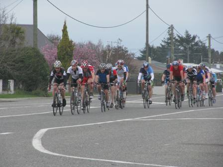 Mataura Road race 11 Sept