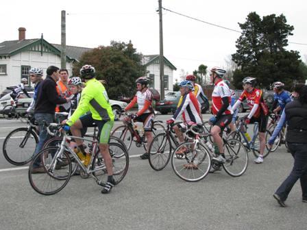 Mataura Road race (2)