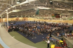 Age Group Track Nationals at the ILT velodrome