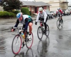 Dave Beadle beats Steve Brough and Neil Familton at the 2011 Southland Road Champs