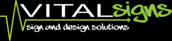 vital signs logo colour