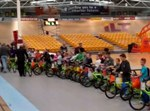 Southern Rotary Conference gifts 100 Bikes to 100 Kids