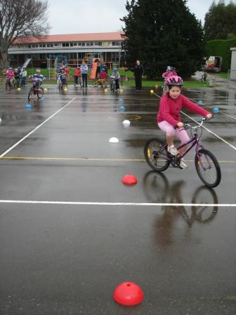 BikeSkills 2011 2