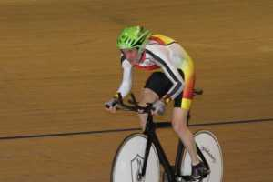 Bruce Jones wins gold and sets new M3 IP record