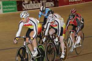 Masters Men Keirin Final