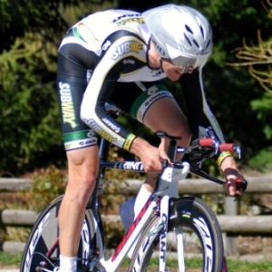 Sam Horgan wins Oceania Elite Men TT