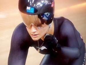 Natasha Hansen wins her Olympic repechage