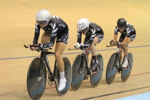 Womens Team Pursuit