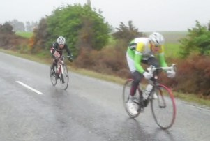 Jack Edwards sprints in to yellow winning stage 3 of 2012 Yunca Tour