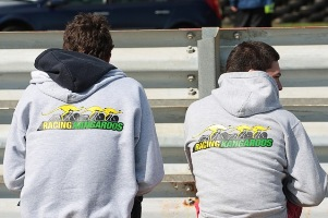 The Racing Kangaroos at the 2012 Yunca Tour