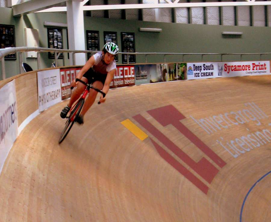 Su at Velodrome