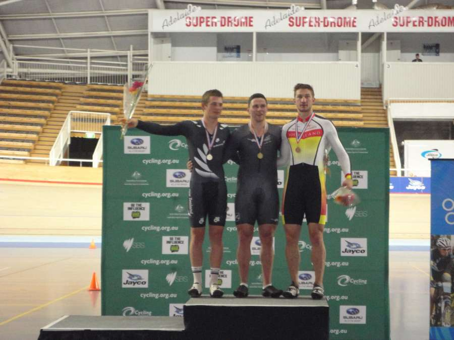 Oceas-Southland boys on podium