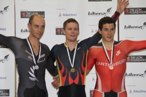 2012 Men's IP Podium