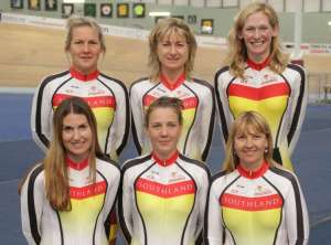 Masters Women's Cycling