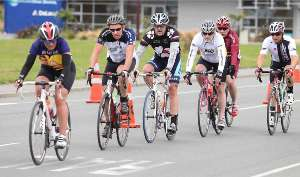 SouthPort Crit Series Round 1 - C Grade