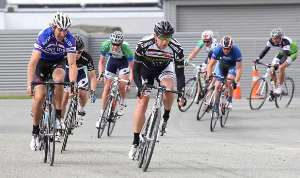 SouthPort Crit Series Round 1 - B Grade