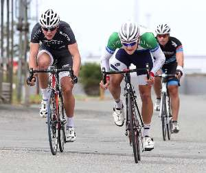 SouthPort Crit Series Round 1 - A Grade