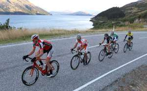 Tour de Lakes Day 2 - Photo by Robyn Edie / The Southland Times
