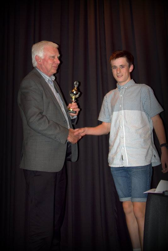 Tom Sexton Prizegiving Junior