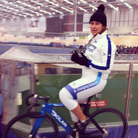 Steph Cold Velodrome