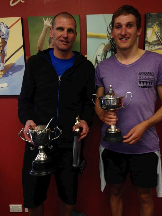 Memorial Race Overall Winners 2013