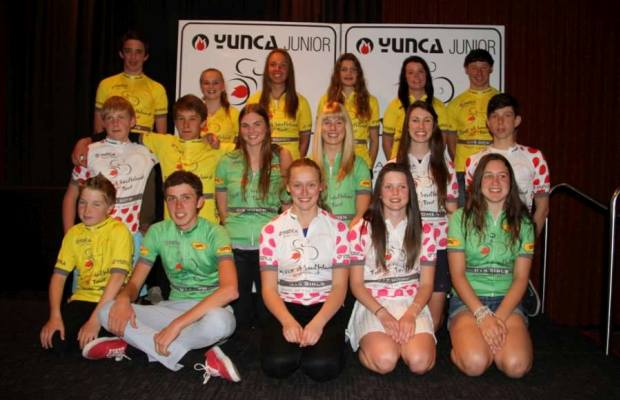 2013 Yunca Junior Tour of Southland Classification Winners