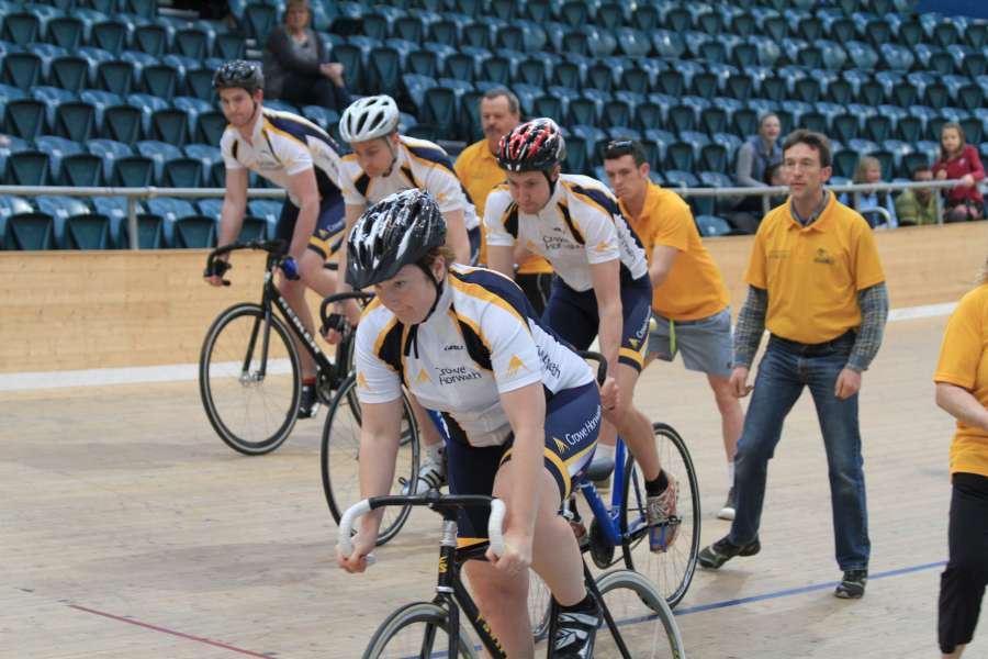 Crowe Horwath Corporate Pursuit team