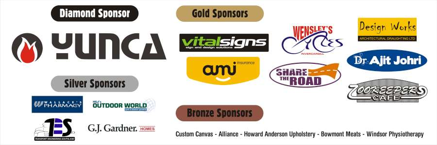 Yunca Junior Tour Sponsors