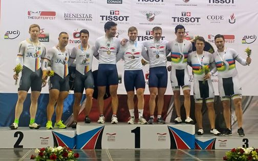 Bronze World Cup Sprinters 2014