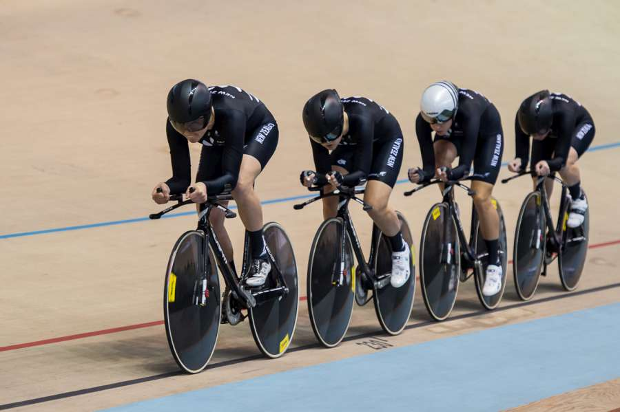 Kiwi womens pursuit
