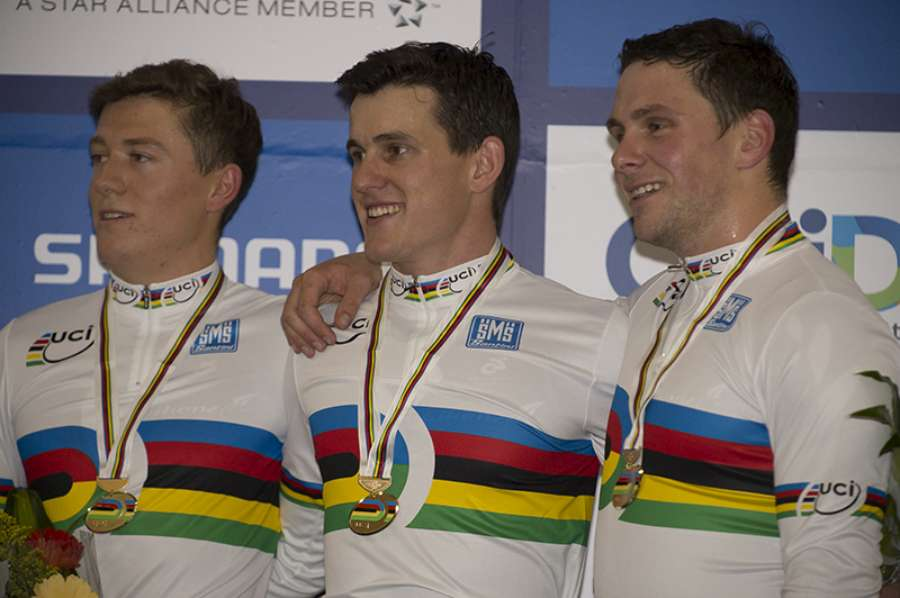 Mens Team Sprint