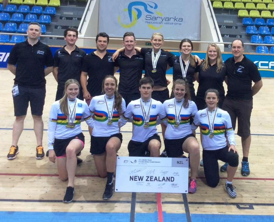 Team NZ JW 2015