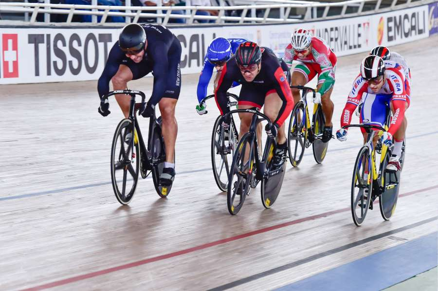 Dawkins World Cup Keirin