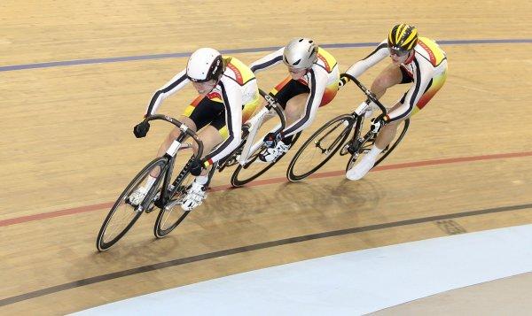 under 17 team sprint